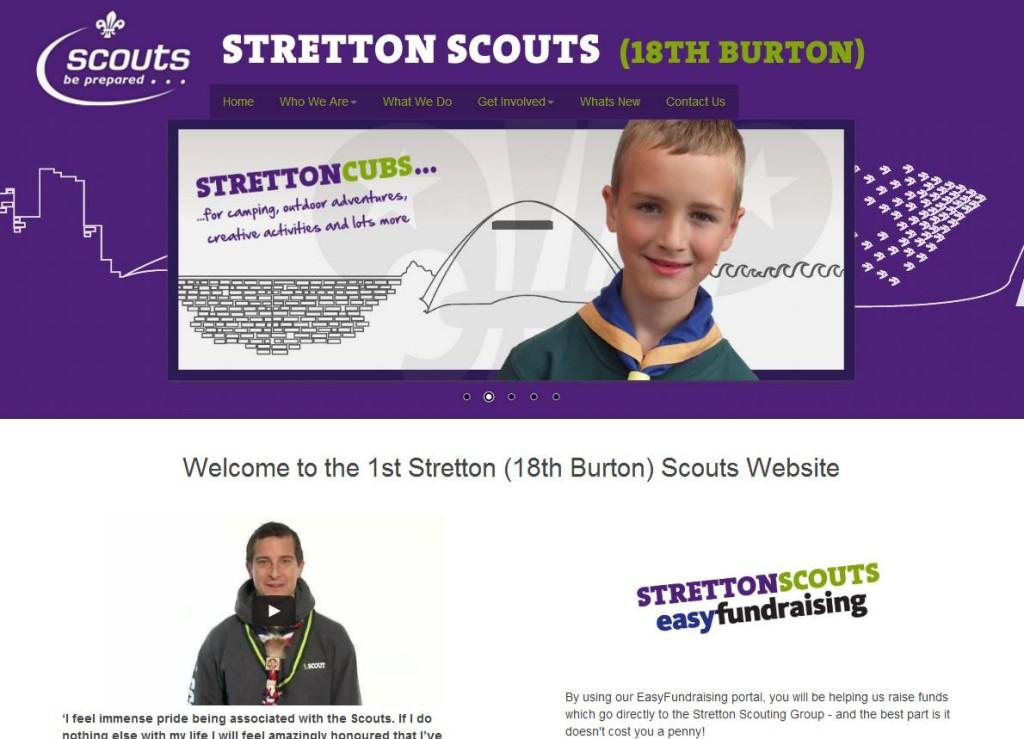 Stretton Scout Association