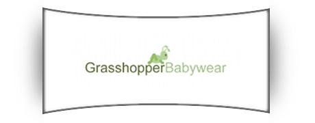 Grasshopper Babywear Logo