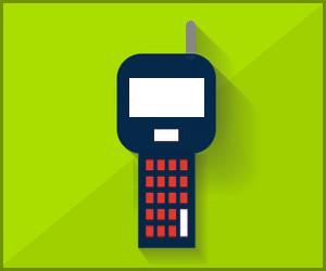 Hand Barcode Scanner